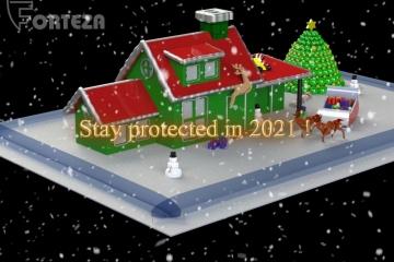 Sveikiname su artėjančiomis Šv. Kalėdomis ir linkime sėkmingų Naujųjų metų !